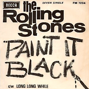 1966 paint it black